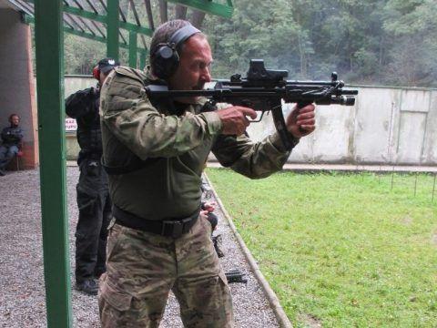 Warsztaty taktyczno-strzeleckie CQB