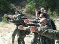 Strzelanie, Eufrat - szkolenie strzeleckie