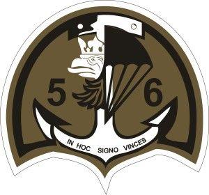56 Kompania Specjalna - logo Jednostki Specjalnej
