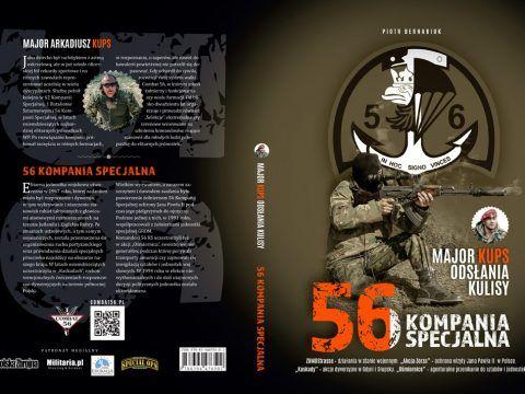 Major Kups - okładka książki