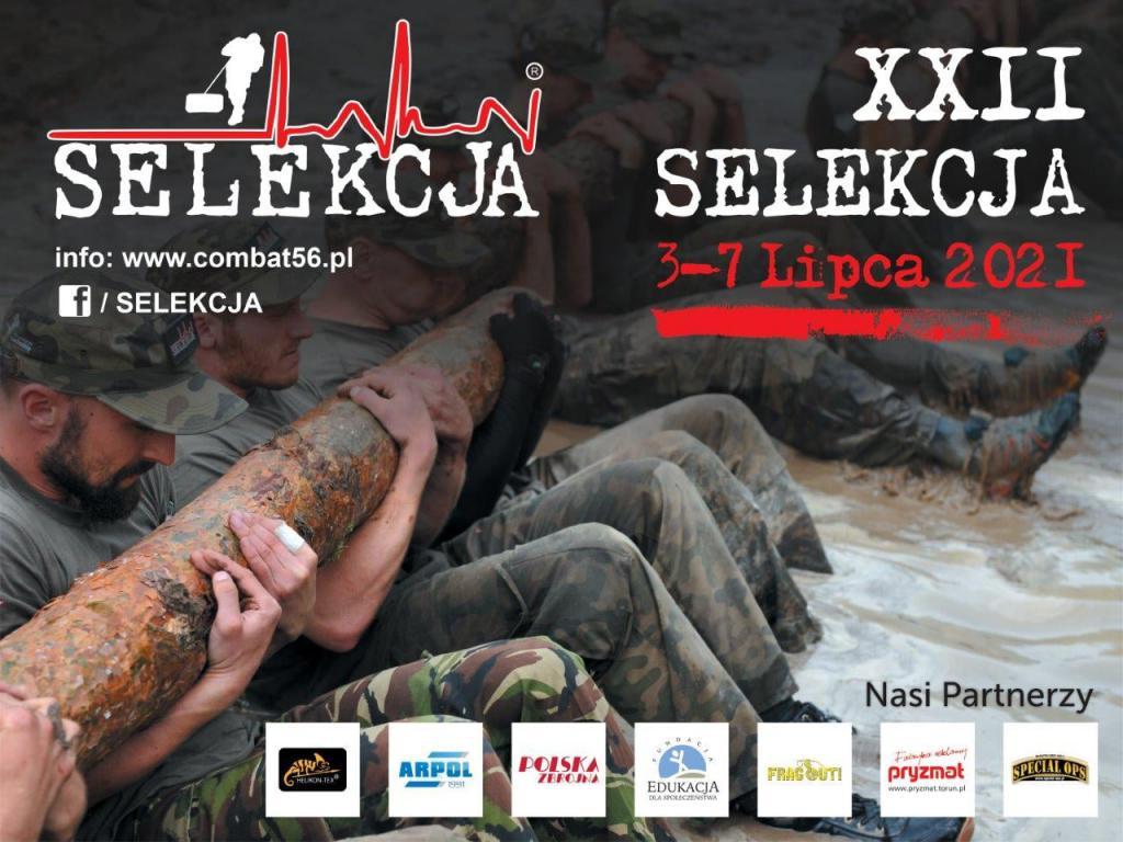 Plakat Selekcja 2021